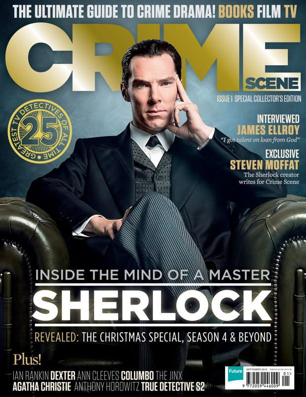 Obsessed with crime drama? From the makers of Total Film and